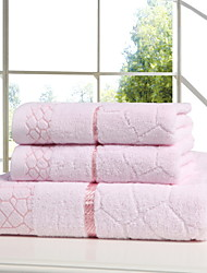 Yuxin®Cotton Towels, Bath Towels Combination  Water Cube Sets of Towels  3Pcs/Set