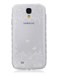 papillon cuir TPU carte flip matériau pour Samsung Galaxy S3 / s3mini / S4 / s4mini / S5 / s5mini / S6 / s6edge / s6edge +