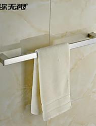 weiyuwuxian® cuadrado contemporánea toallero de acero inoxidable