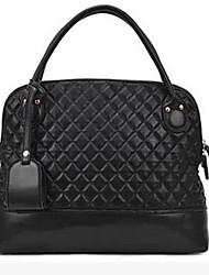 Cabas / Portefeuille / Etui à Carte & Pièce d'Identité / Mobile Bag Phone - Noir - Sac de Voyage - Polyuréthane - Femme