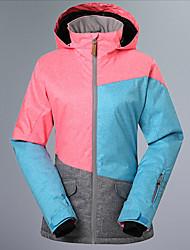 Mujer Chaquetas de Ski/Snowboard Esquí / Patinaje / Deportes de Nieve / SnowboardImpermeable / Transpirable / Listo para vestir /