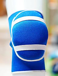 Kniebandage Sport unterstützen Dehnbar / Thermal / Warm Klettern / Basketball / American Football Schwarz / Blau