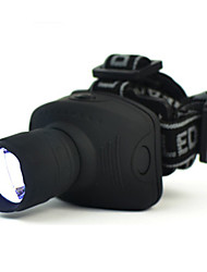 Lights Headlamps / Lanterns & Tent Lights / Headlamp Straps LED 200Lumens Lumens 3 Mode LED AAA Compact Size / Emergency