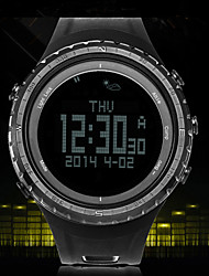 SUNROAD Multifunction Digital Sport Watch Altimeter Barometer Compass Pedometer Stopwatch Wrist Watch Cool Watch Unique Watch
