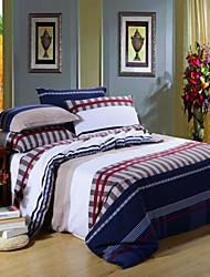 yuxin®thick spazzolato cotone 4 pezzo suite termale letto / 2.0m insieme dell'assestamento letto 1,5 m 1,8 m-biancheria da letto in cotone