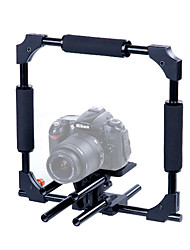 Sevenoak® SK-C01 DSLR Cage Video Rig Stabilizer System with 15mm Rod Rail for DSLR Cameras