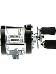 DMK DM40RS 10 Bearing Bait Casting Fishing Reel Gear Ratio 5.2:1 Max Drag 10kg Left Handle