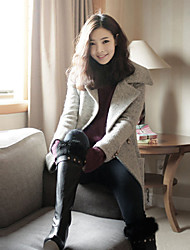 Women's Winter New Fashion Double Breasted Coat