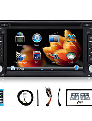 Auto DVD-Player - Universell - 6,2 Zoll - 800 x 480