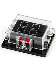 6 modo porta scatola dei fusibili lama camion auto circuito automobilistico atc ato 32v