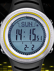 SUNROAD Multifunction Digital Sport Watch Altimeter Barometer Compass Pedometer Stopwatch