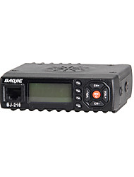 2 Separate Receivers 10W Dual Band 128CH Mini Mobile Radio BJ-128