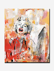 Sexy Marilyn Monroe Printed Painting on Canvas Wall Art