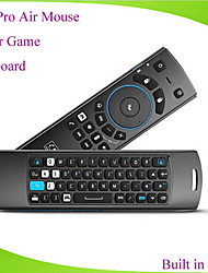 Mele F10 Pro Fly Air Mouse Keyboard Remote Control with Earphone & Micphone 2.4GHz for Android TV Box