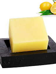 ALL BLUE High Quality Skin Whitening Soap Summer Hot Style Thai Lemon Skin Care Soaps Facial Soap