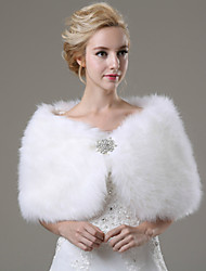 Faux Fur Wedding Wrap Lightintheboxcom