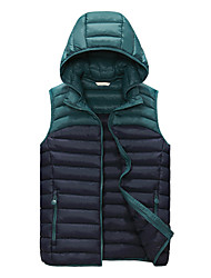 Men's Down Jackets Camping & Hiking / Hunting / Fishing / Leisure Sports / Cross-CountryWaterproof