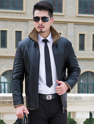 Qiu dong men more lambs wool coat head layer pipi garment sheepskin leather business