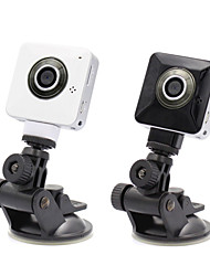 E9000 portátil Mini wifi multifuncional 100 'CMOS 5.0MP gran angular videocámara cámara w / tf