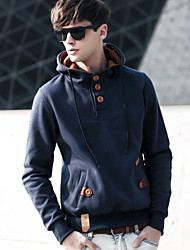 In the autumn of 2015 new men's hooded hoodies male adolescent boys 1sddfyy Korean cultivating trend