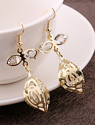 Fashion style ceiling alloy earring earring jewelry