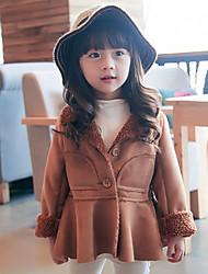 Kid's Top & T-Shirt , Cotton / Cotton Blend Casual / Cute Endofyear