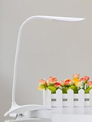 Luzes de Secretária - Moderno/Contemporâneo - Plástico - LED