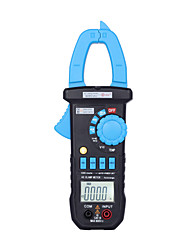 Bside ACM02 Plus Auto Range 4000 Counts 600A Digital AC Current Clamp Meter with Temperature and Capacitance Measurement