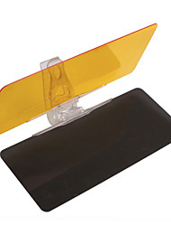 Anti-Glare Night Vision Goggles Sun Viseiras Espelho Multi-purpose para carro