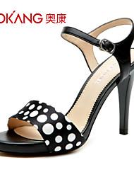 aokang® женские кожаные сандалии - 132811104