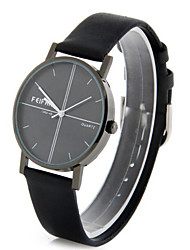 Feifan C052-4G Simple Women Quartz Watch Leather Watchband Wrist Watch  Unisex Couple watches Cool Watches Unique Watches