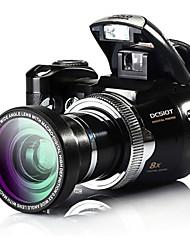"""ezapor cámara digital lc510t 12mp 2,4 """"cámara pulgadas 8x zoom digital cámara de vídeo digital de corriente continua de gran angular de"""