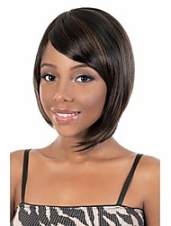 Fashionable  Women Lady  Syntheic Wig Extensions Factory Price
