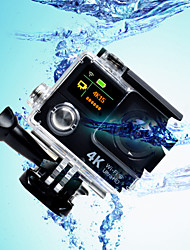 Dual Screen Ultra Slim 4K Waterproof WiFi Sports Cam Action Camera