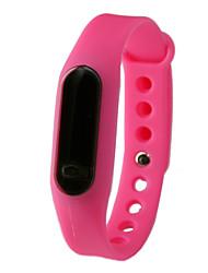 Waterproof Silicone Wristband LED Digital Watch