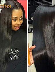 4Pcs Lot  Peruvian Virgin Hair Straight 100% Human Hair Extensions Protea Hair Products