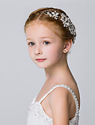 Flower Girl's Alloy Headpiece - Wedding / Special Occasion / Casual / Outdoor Headbands