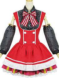 Inspired by Love Live Honoka Kōsaka Cosplay Costumes