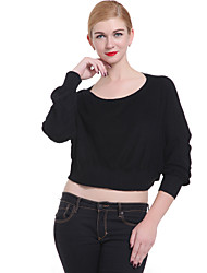 Frauen Casual fashion warmen Pullover top