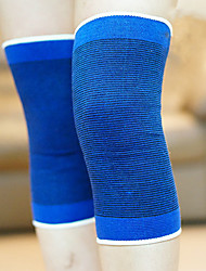Kniebandage Sport unterstützen Joint Support / Thermal / Warm / Winddicht Klettern Blau