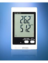 bside btha01 tempereature регистратор данных влажности с большим дисплеем и звуковой сигнализации (световой смысле внутри)