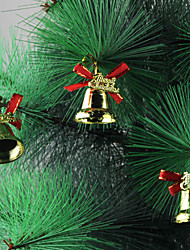 The Golden Bell  Pendant Christmas Tree Decoration         Set   of   1