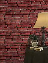 Geométrico Papel de parede Retro Revestimento de paredes,PVC/Vinil Sim