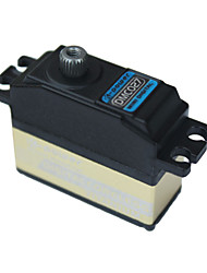 High Speed Digital 1/12 Scale Pan Car Steering Servo K-power DMC027 28g / 3.6kg / 0.05sec (JR plug)