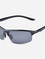 Cycling Fishing  Protective Mask  Night Vision Goggles Men 's Polarized  100% UV Rectangle Sports Glasses