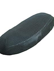 schwarze Rollersitzsattelabdeckungsschutz für motorrad xl neue