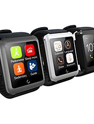 Uwatch U11 SIM Card And Watch Split Cover Bluetooth Watch/Hands-Free Calls/Pedometer/Sleep Tracker/Camera Control