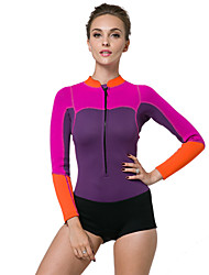 2mm Neoprene Women Thick Winter Warm Waterproof Swimming Diving Wetsuit