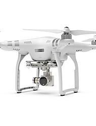Drohne DJI Phantom 3 Advanced 6 Kanäle 3 Achsen 2.4G Mit HD - Kamera Ferngesteuerter QuadrocopterEin Schlüssel Für Die Rückkehr /