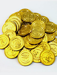 Gold and Silver Coin for Board Role-playing Games 100Pic